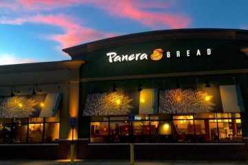 Panera Bread Drive Through Orlando