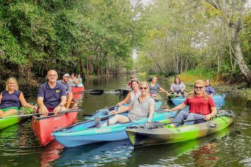 Explore Orlando Ecotourism | Outdoor Airboat Tours